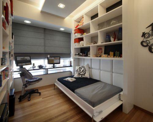 The Aalto Modern Bedroom Other Metro