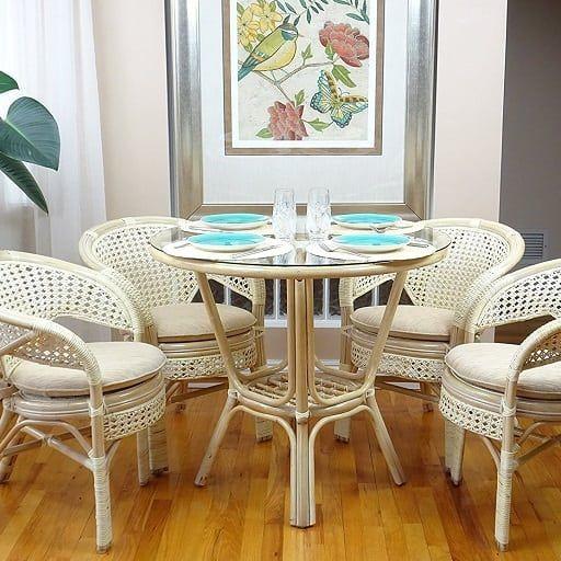 100 Best White Wicker Furniture Sets 2020 In 2020 Wicker Patio