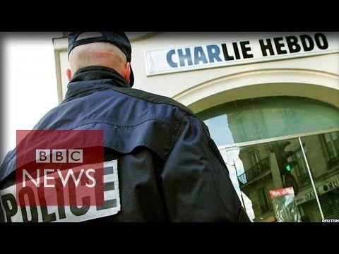 Charlie Hebdo: Massacre at French magazine - YouTube #jesuischarlie #charlieHebdo