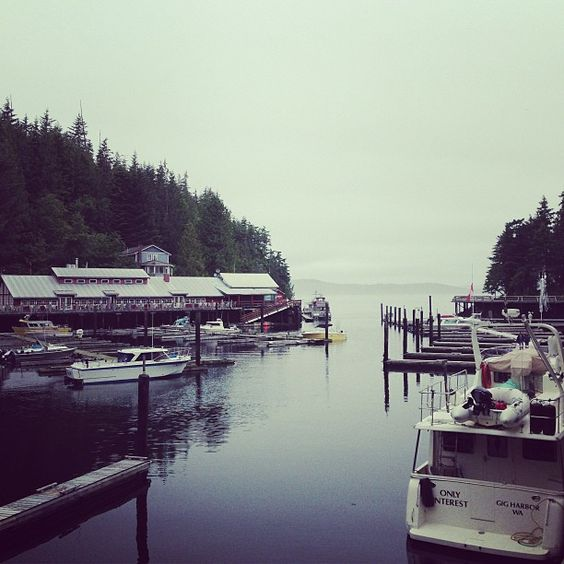 Telegraph Cove, British Columbia
