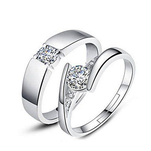 Wedding Ring Couple Wedding Rings For Couples Wedding Rings For Couples With Names Engraved Couple Wedding Rings Jewelry Wedding Rings Engagement Rings Couple