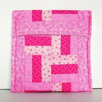 Pink Microwave Potato Bag, Spirit of St. Louis Group #Zibbet #handmade #quilted