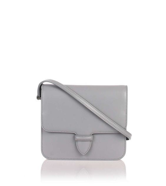 Grey small satchel from Savannahs