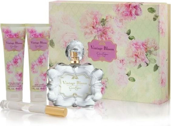 Jessica Simpson Vintage Bloom EDP Gift Set (50 mL)