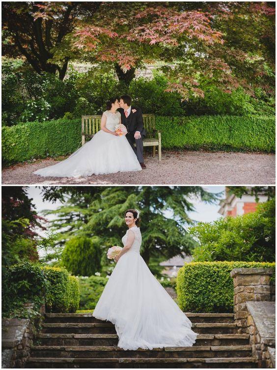 Eaves Hall Wedding - Helen and Simon-11