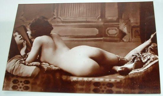 *Vintage Akt-Foto* Nr. 22 Größe: 10 x 15cm, matt  von Sakura's Vintage-Planet auf DaWanda.com