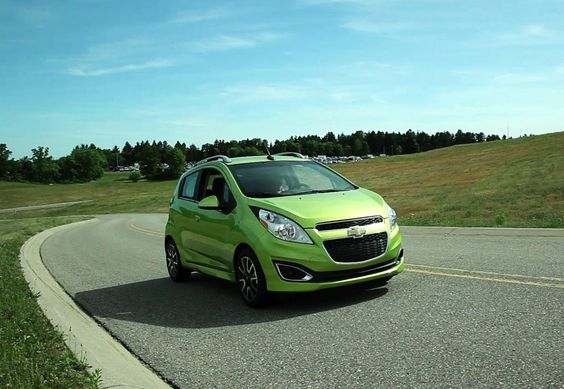 The Chevrolet Spark Is Remixed for City Living