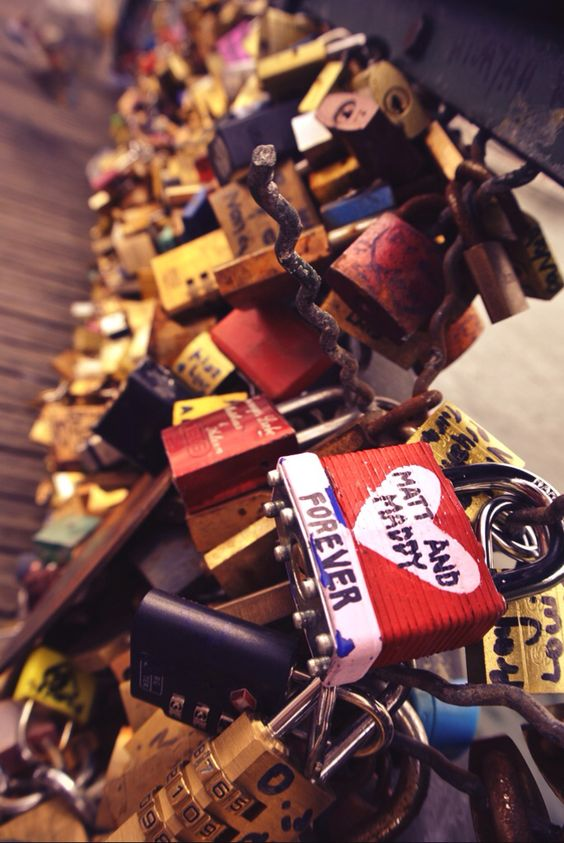 Love lock ❤️