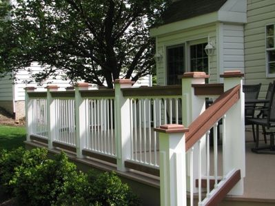 Front Porch Railings Nice And Railing Design On Pinterest