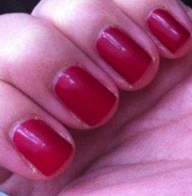 28 jan: Catrice - Roaring Red