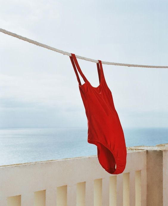 Minimalist swimwear by Lido: