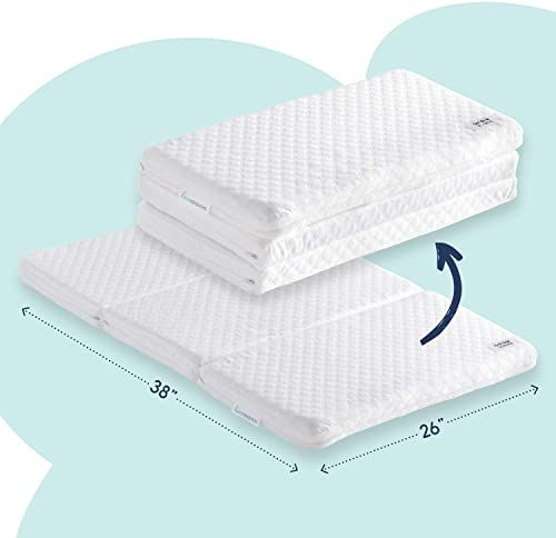 Amazing Offer On Hiccapop Tri Fold Pack N Play Mattress Pad Firm