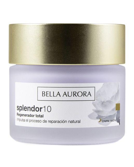 Crema Anti Edad Splendor10 Noche Bella Aurora En 2020 Aurora