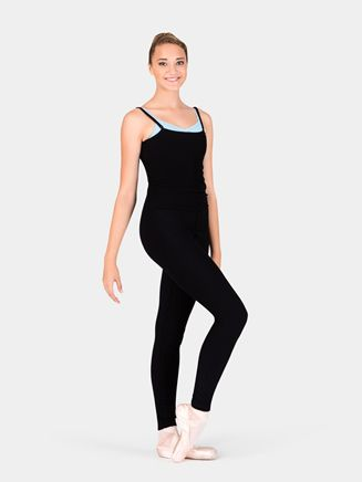 Bloch Womens Warm Up Comfort Dance Overall Pants