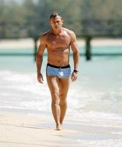 Ummmm...Daniel Craig