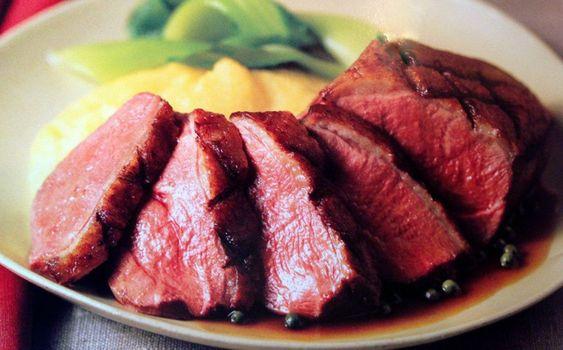 thịt nạc vai bò Úc