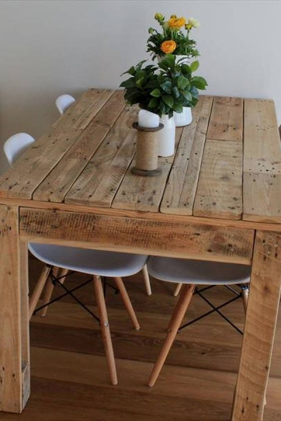 Pallet Furniture Plans And Ideas Made From Wood Pallets Pallet
