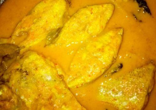Resep Gulai Ikan Kakap Merah Pedas Tanpa Santan Pedas Food Fish
