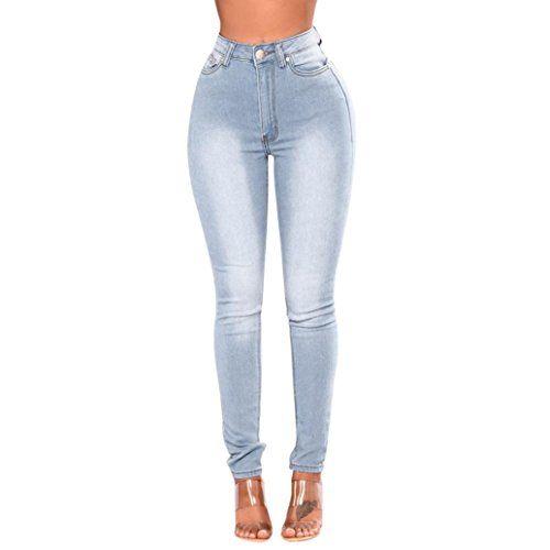 Lhwy Vaqueros Push Up Skinny Pantalones Mujer Vaqueros Levanta Cola Cintura Alta Elasticos Denim Pantalones Rohrenjeans Highwaist Hosen Jeans Fur Grosse Frauen