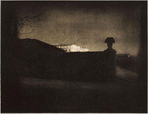 Versailles 1908, Edward Steichen
