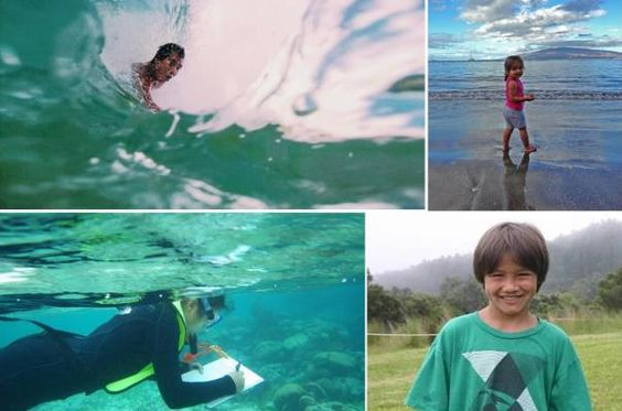 Learn how kids growing up in Hawaii connect to nature in their own ways.