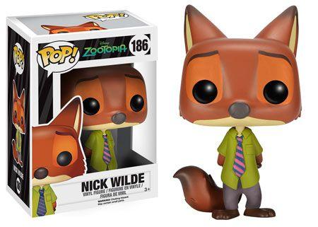 ToyzMag.com » Disney Zootopia débarque chez Funko
