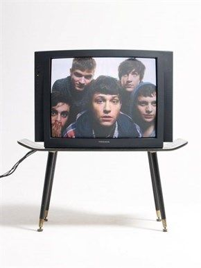 The Maccabees are an indie alternative rock band from South London. The line-up consists of Orlando Weeks (vocals), Hugo White (guitar), Felix White (guitar, vocals), Rupert Jarvis (bass) and Sam Doyle (drums).
