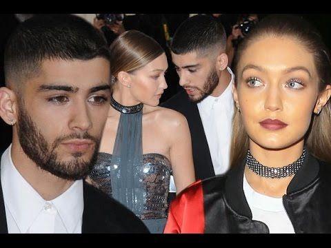 Zayn Malik Caught Cheating On Gigi Hadid With Groupies?