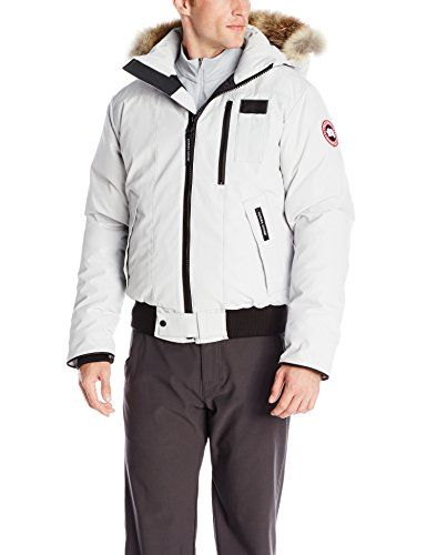 Canada Goose victoria parka outlet official - Canada Goose Men's Borden Bomber, Silver Birch, X-Small Canada ...