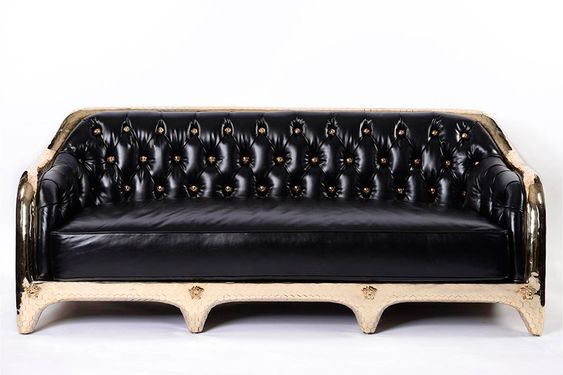 Sofa Beds The Haas Brothers for Versace Home LOVES Pinterest Versace Luxury furniture and Interiors