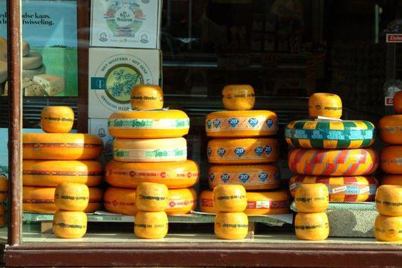 Dutch Cheese - Ferry Crossings | Harwich to Hook of Holland #ferrycrossings