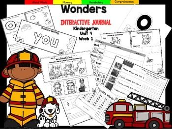 """This Kindergarten interactive journal is aligned to Common Core and to the McGraw Hill Wonders series for Unit 4-Week 1. These journal entries allow students to be engaged while reading the text.Complete Set Includes:Mini Anchor Chart/Activities for Letter """"O"""", Genre (Informational)""""Oo"""" Handwriting PracticeKey Details Graphic Organizers for """"Whose Shoes?"""", """"Workers and their Tools"""", and """"Tom on Top!""""Word Building PracticeSentence Building Practice""""Popcorn Words"""" correlated to the High…"""