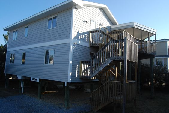 South Bethany  - Large 4-bedroom, 2.5-bath home, 3 houses from beach. Nicely decorated with all amenities including air conditioning.  Available for off-Season rentals and special occasions.