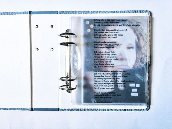 My Selfie | personal journal Mini album  by laceyweeks at @studio_calico