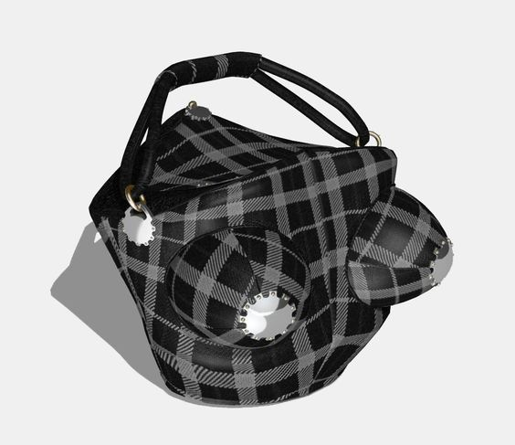 This handbag is just a couple of computer files, but its my all time favourite