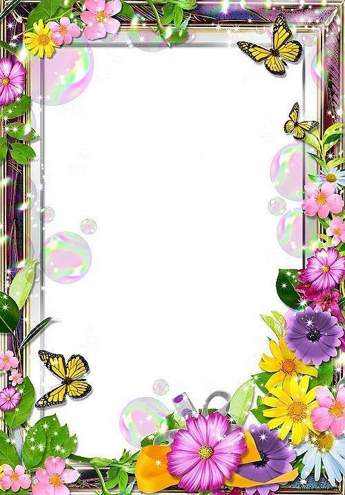 Found On Bing From Www Pinterest Com Colorful Borders Design Boarder Designs Clip Art Borders Wallpaper border design free download