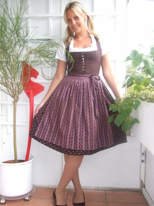 I want a traditional German girl dress! | Travel ...