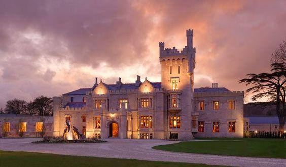 Lough Eske Castle - Donegal