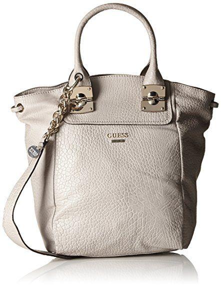 Guess Damen Tasche, Cement-Cem (Crudo), Taille Unique