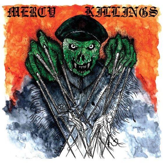"Mercy Killings ""s/t"" 7"""