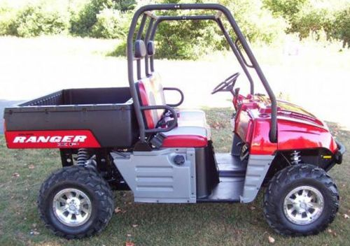 2007 Polaris Ranger Xp 700 Efi 4x4 6x6 Service Repair Manual Service Manuals Club Repair Manuals Polaris Ranger Repair