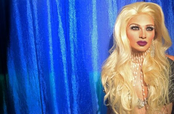 drag queen wins eurovision song contest