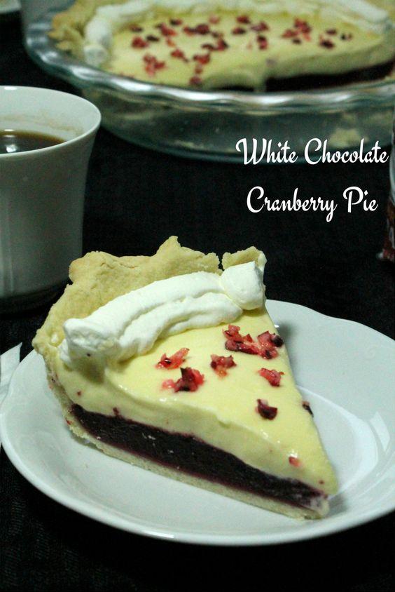 Easy cranberry pie recipes