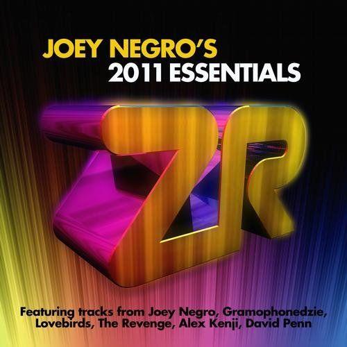 Joey Negro, Doug Willis – Music Speaks Louder Than Words (single cover art)