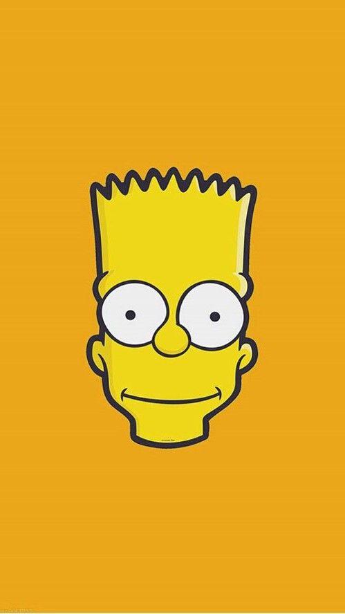 Fondos De Pantalla De Imagenes De Bart Simpson Iphone Fondos De