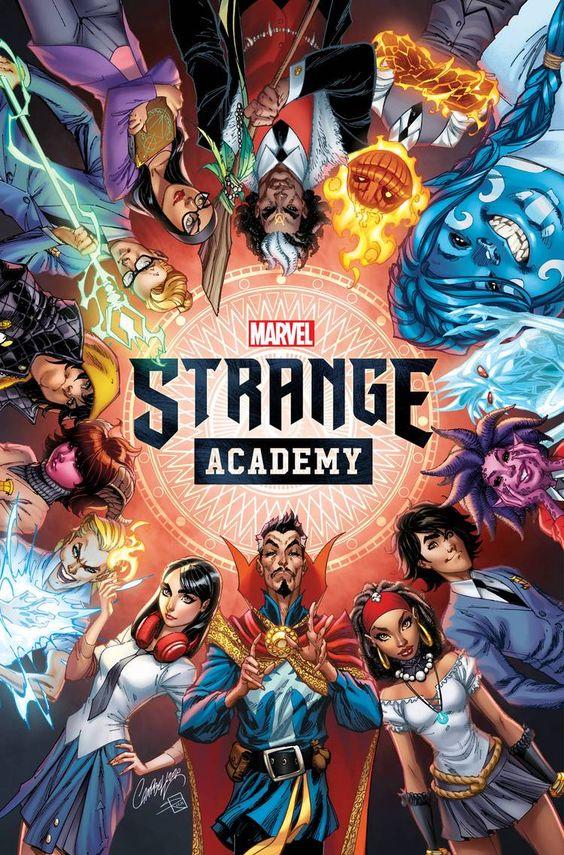 Strange Academy 1 | Heroes Cave