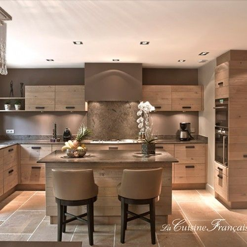 French Cuisine Our Exclusive Creations Made In Our Own La Cuisine Francaise Our Exclusive Creations M In 2020 Kitchen Remodel Kitchen Interior Home Kitchens