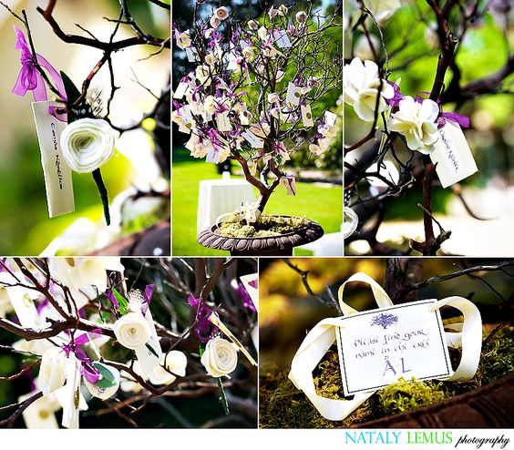 Loving the branch/tree ideas!