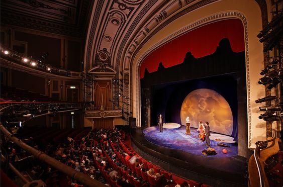 Chicago Theater Oriental Theatre Chicago Seat View