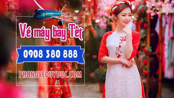 Giá vé máy bay Tết 2020 Sài Gòn - Chu Lai